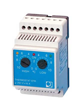 термостат регулятор контролер
